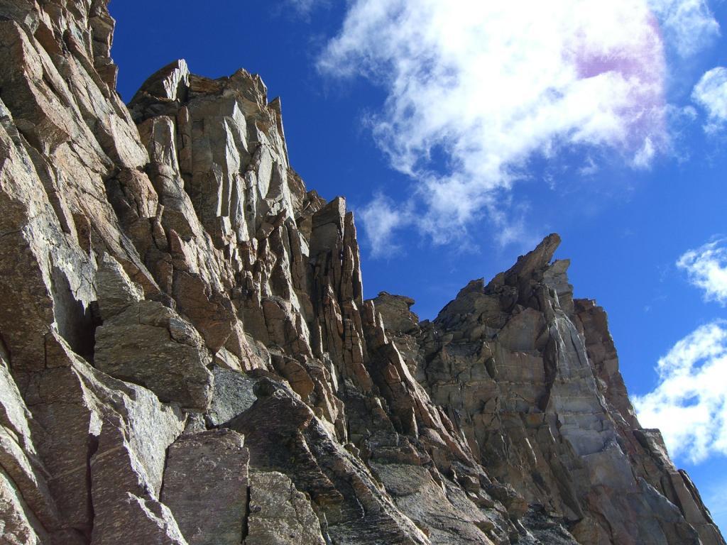 Montandaynè (Becca di) Versante NordOvest - Cresta Sud 2012-08-02