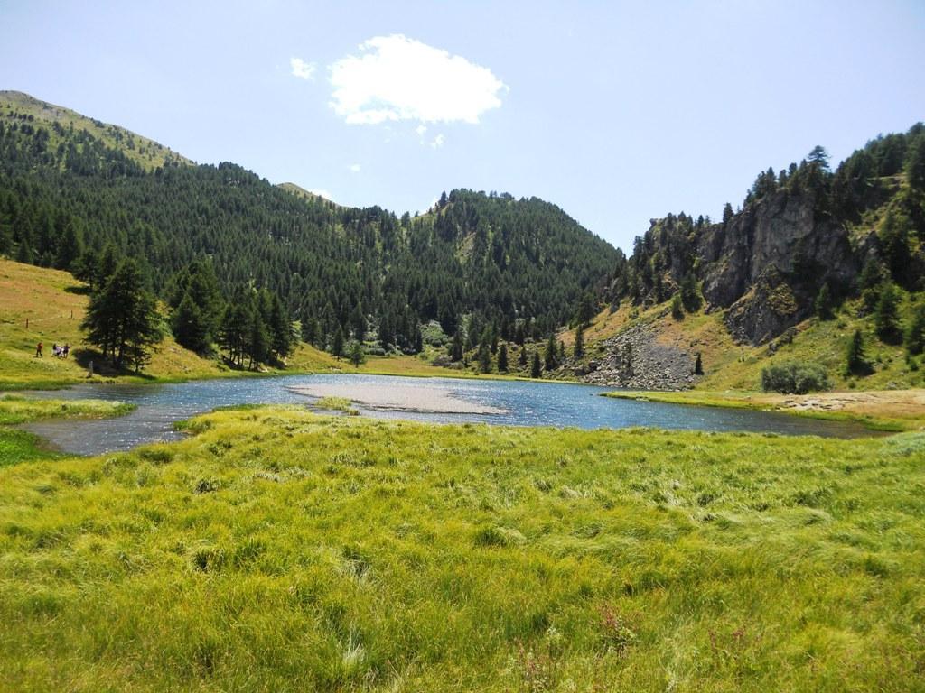 Nero (Lago) da Bousson, giro per Chabod e Rhuilles 2012-08-02