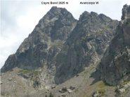 Cayre Barel e avancorpo W