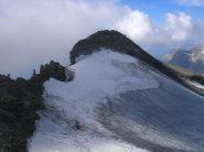 Niblè e ghiacciaio dalla Ferrand