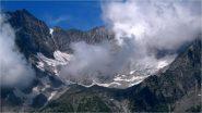 quel che resta del ghiacciaio del Mulinet