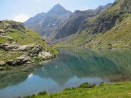 Lago Lungo e Mt. Granero