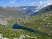 Lago Lungo, Rif. Granero e conca del Prà