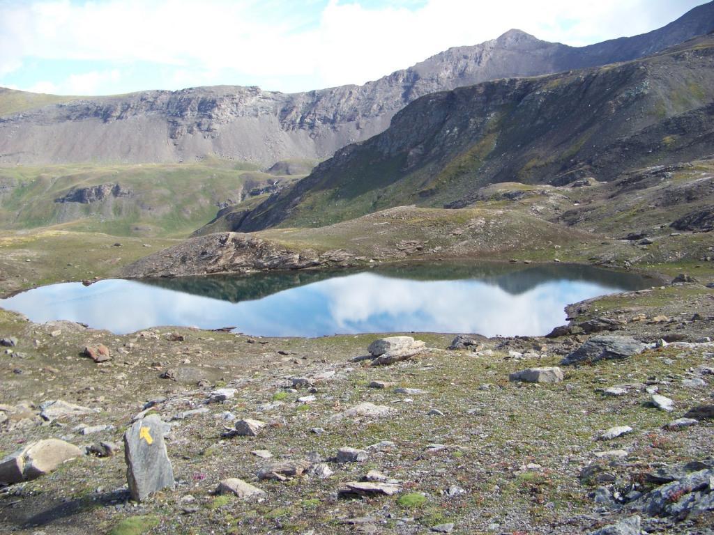 secondo lago Doreire