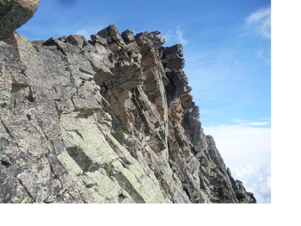 Gastaldi (Punta) cresta E e SSE 2012-08-05