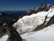 sfondo Aig. de Glaciers