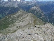 Dal Balmahorn cresta Galihorn,Furmulegrat,Guggillihorn,Seehorn
