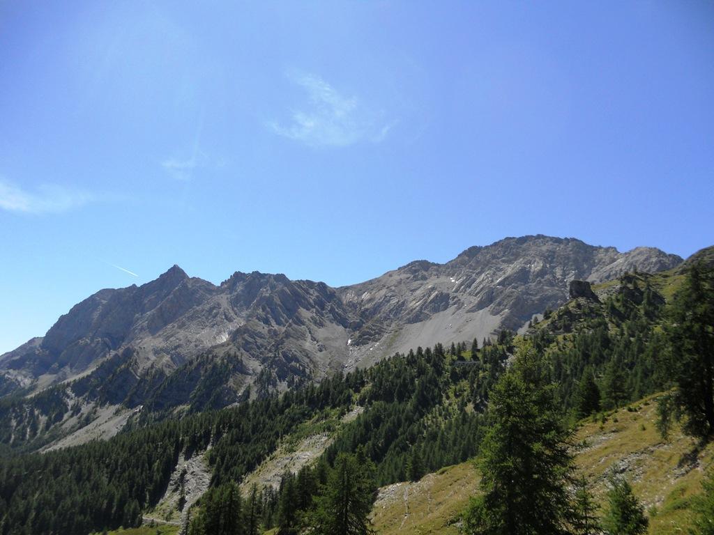 Ungherini (Cresta) Traversata Ovest-Est 2012-08-07