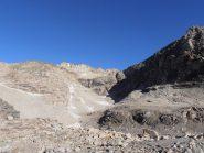 12 - salita al colle del Gros Muttet con Rocca d'Ambin sullo sfondo