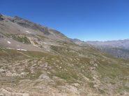 06 - il lungo traverso dal passo Clopaca al Rif.Vaccarone