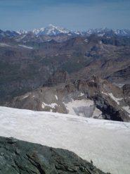 Verso il monte Bianco...e stambecco
