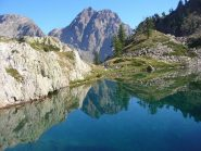 Monte Matto dal Lago di Valcuca