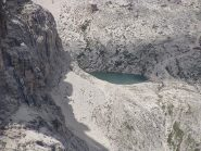zoom sul lago di pisciadù