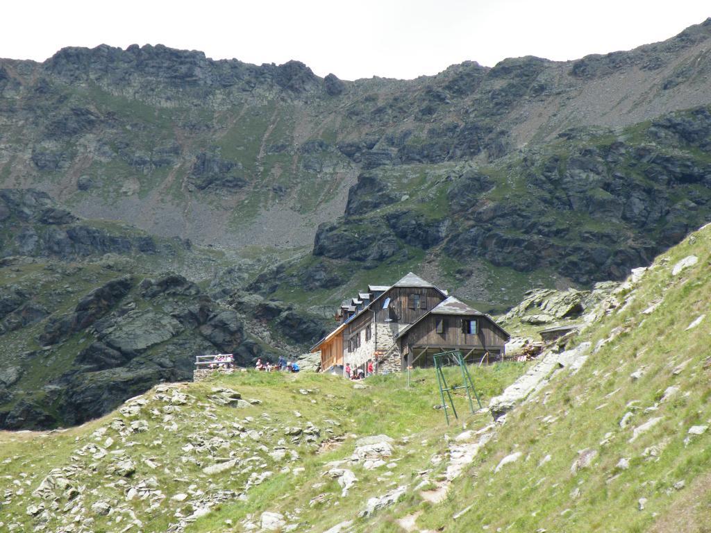 il Rifugio Stella Alpina