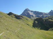 versante ovest del Mont Gelè