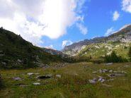 Bocch. del Lago Gelato e Cavegna visti dal Rif. Bonasson