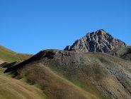 Rocher de Marapa dietro il Col des 3 Freres Mineurs