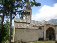Chiesa romanica di Elva