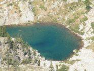 lago valcuca dall'alto