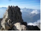 Il Pic de Rochebrune dalla Cresta Perona...
