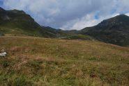 Il Col du Salvè ed il Mont Morion visti dalla Tza di Fontaney