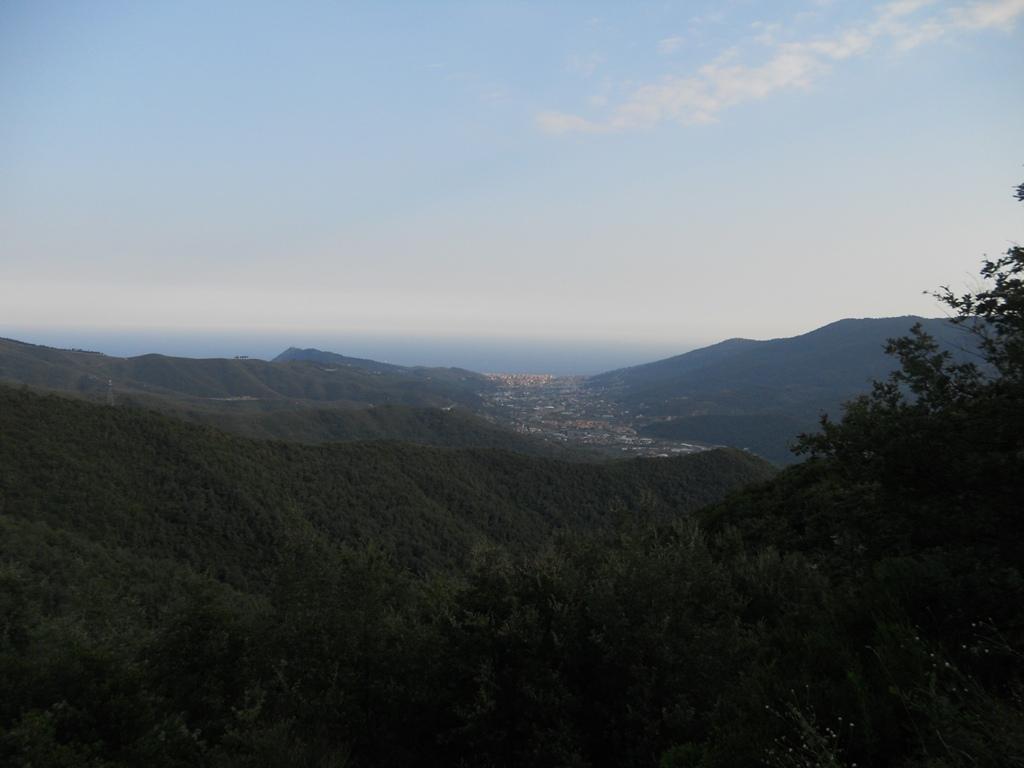 Carchera e Pagliassa da Albenga, giro per Paravenna e Caso 2012-08-17