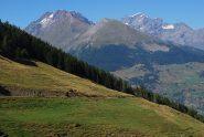 Dal Mont Saron al Grand Combin