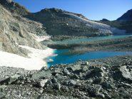 i bellissimi laghi glaciali