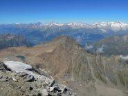 Wasenhorn, Chaltwassersee e Chaltwassergletscher