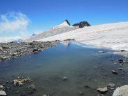 Breithorn e Alpjergletscher