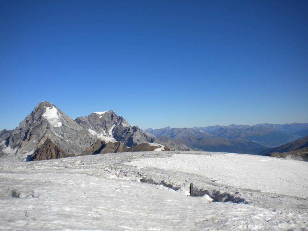 Cevedale (Monte) e Cima Cevedale Via Normale dall'Albergo dei Forni 2012-08-18