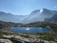 Dai laghi della Civetta verso Basei-Galisia