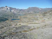 Risalendo le incredibili placche glaciali