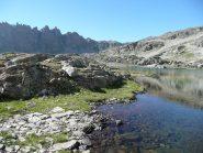 Laghi della Civetta verso le Rocce del Nivolet