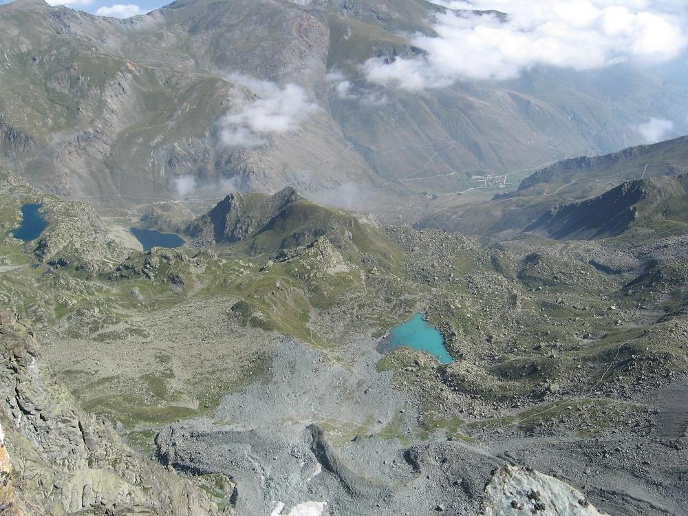 I laghi della valle Po