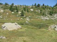 Primo laghetto superiore di Dres