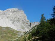 La Rocca del Lago, classica, salendo al colletto