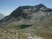 Lac Blanc, Cima di Bard e Giusalet dal Forte Malamot