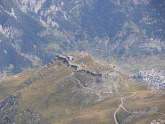 06 - Fort de la Turra visto dall'alto