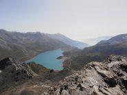 04 - Lago del Moncenisio dall'Alto