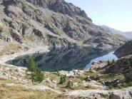 Il Lac Vert ed il rifugio