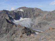 14 - Pointe du Ribon con il ghiacciaio di Derriére le Clapier