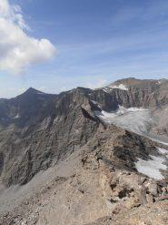 16 - cresta di confine dalla Punta Costan al Rocciamelone