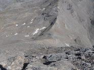 09 - dalla punta Costan sguardo giù verso il colle Autaret