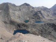 11 - laghi Autaret visti dall'alto