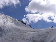 Inizio ghiacciao Levaciau