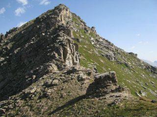 Colle della Terra d'Unghiasse e Punta del Seone