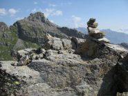 Ometto di vetta e Monte Bessun