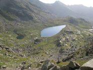 Discesa al lago della Fertà
