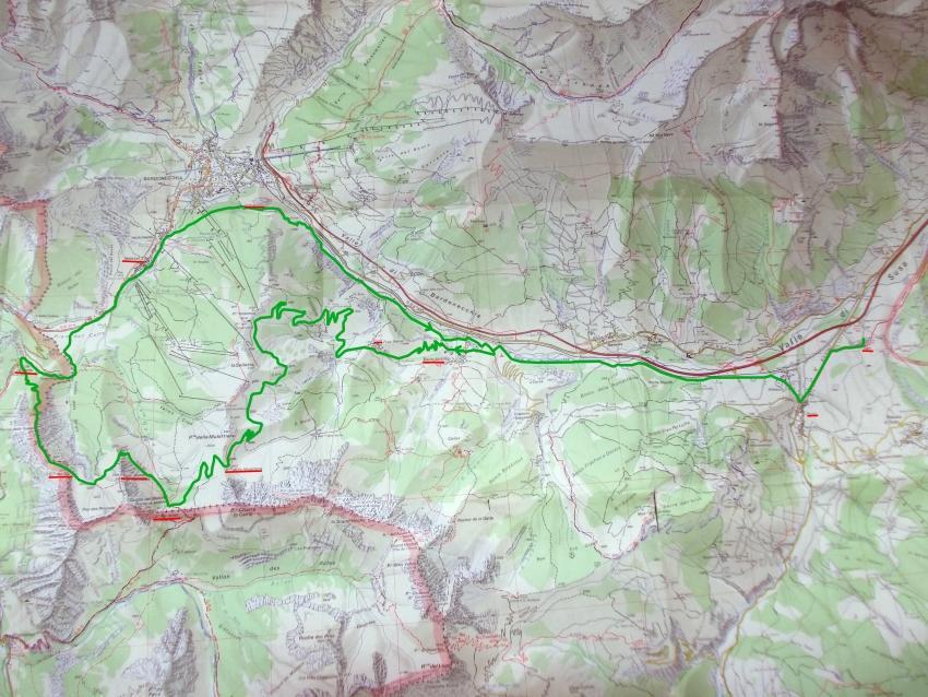 Bardonecchia Cartina Geografica.Mulattiera Passo Della Da Bardonecchia Giro Per Punta Colomion E Col Des Acles Mountain Bike Giro In Mountain Bike A Bardonecchia Piemonte Gulliver Outdoor Community